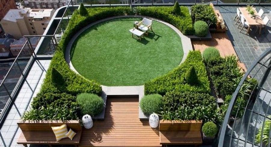 Сад на крышах